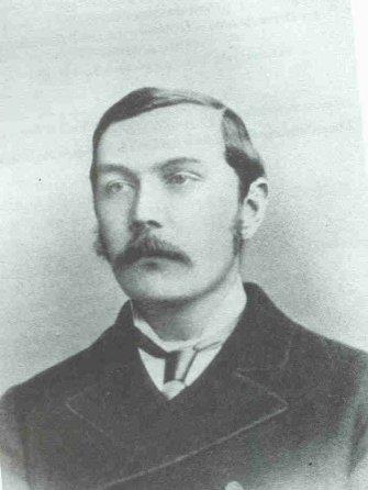 DOCTOR ARTHUR CONAN DOYLE  Conan Doyle
